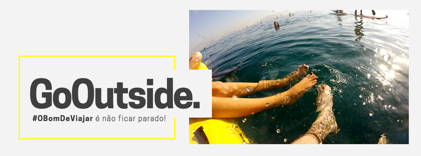 Go Outside - Ilhas Tijucas