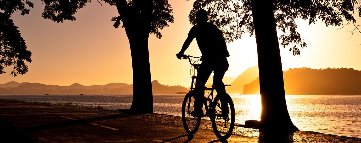 Onde alugar bicicletas para passear