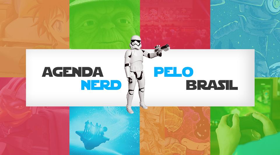 Para os geeks e nerds de plantão