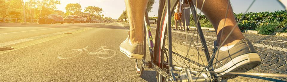 Compartilhe sua bicicleta