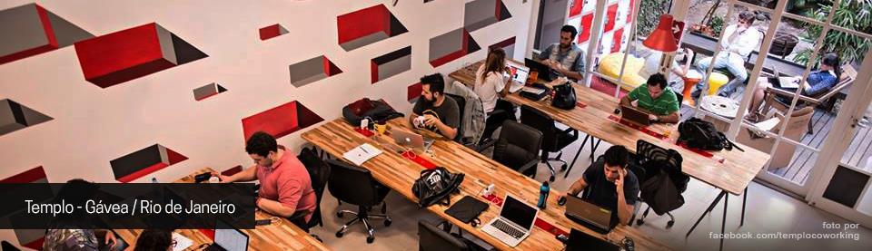 Coworking, o novo jeito de trabalhar