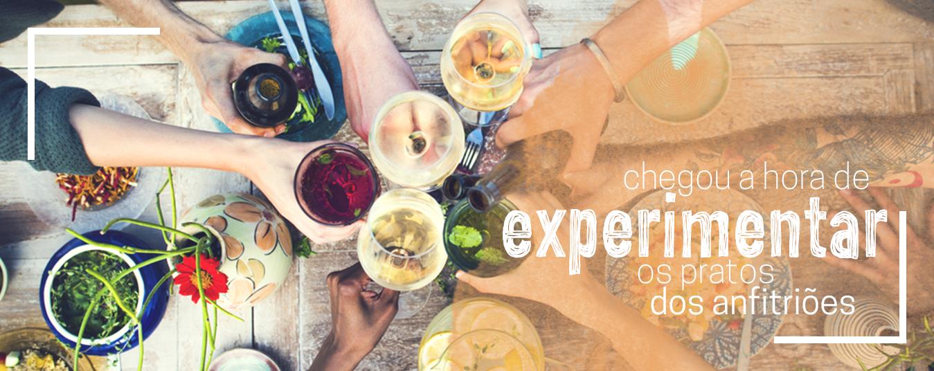 Experiências gastronômicas locais