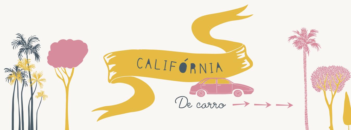 De Carona com o Bomde - Califórnia de carro Post 1
