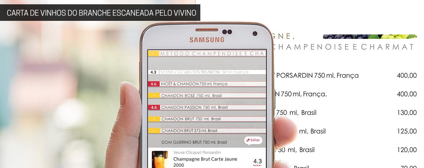 Vivino, o app para quem ama vinhos