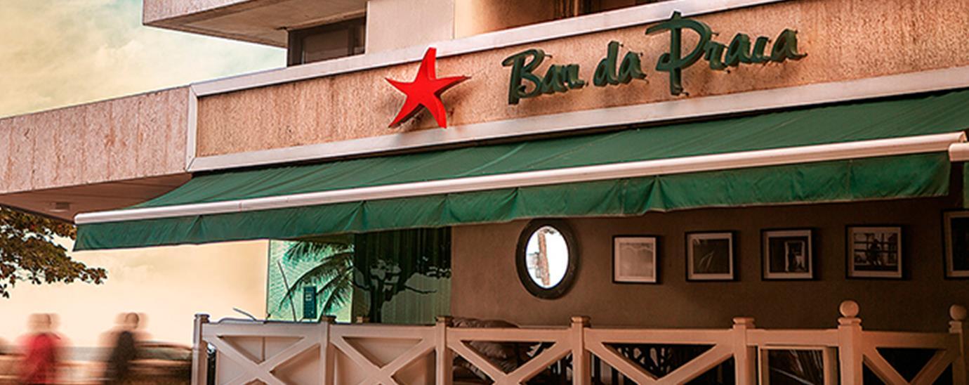 Bar da Praia no Festival de Arte Leblon