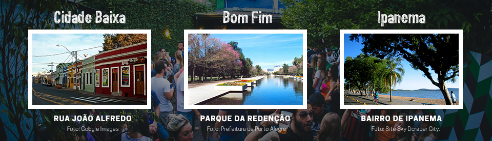 Porto Alegre é que tem