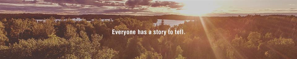 Conte sua história no Steller