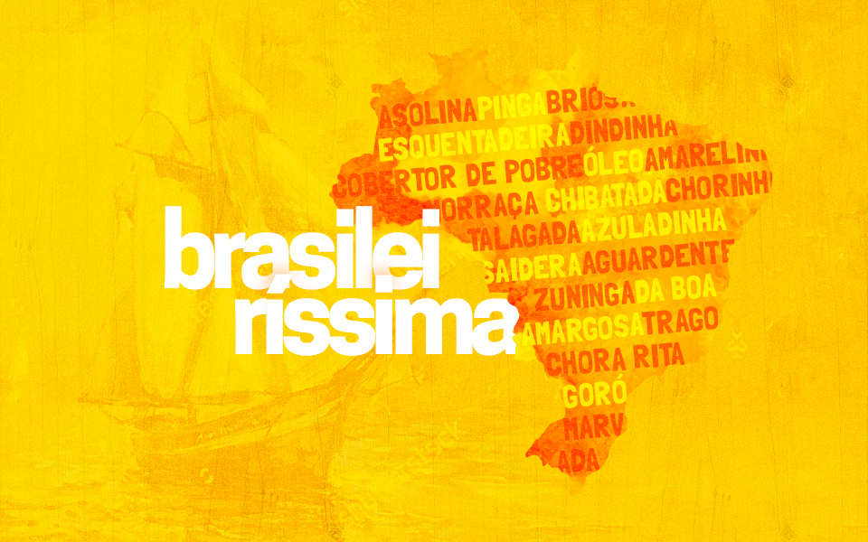 Caminhos da cachaça no Brasil